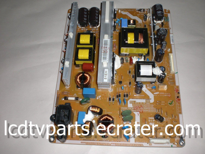 BN44-00509A, PSPF291501A, Power Supply for SAMSUNG PN51E450A1FXZC