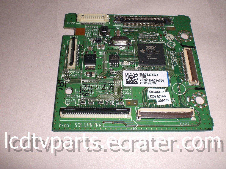 EBR75271801, EAX64700901, Logic Ctrl Board For LG 50PM4700