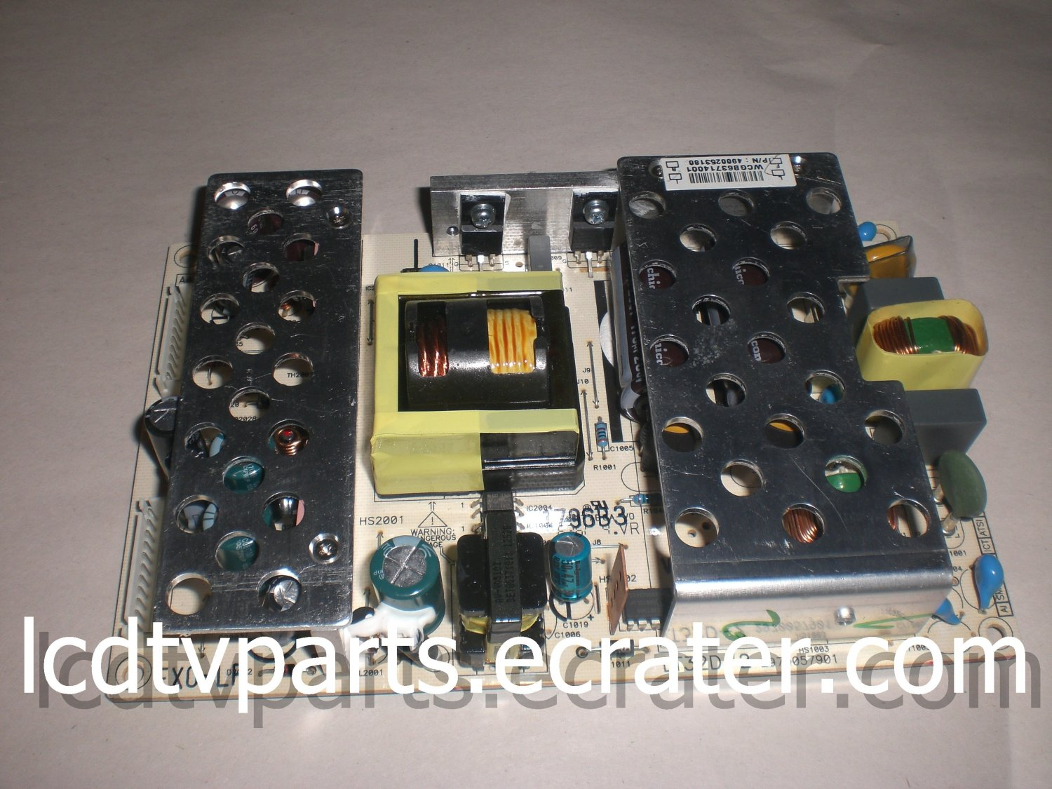 LT32D-2, WCGB63714001, 4900253180, Power Supply for WESTINGHOUSE W3213