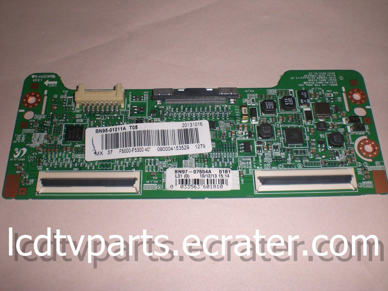 BN95-01211A, BN97-07654A, T-Con Board For Samsung BN95-01211A