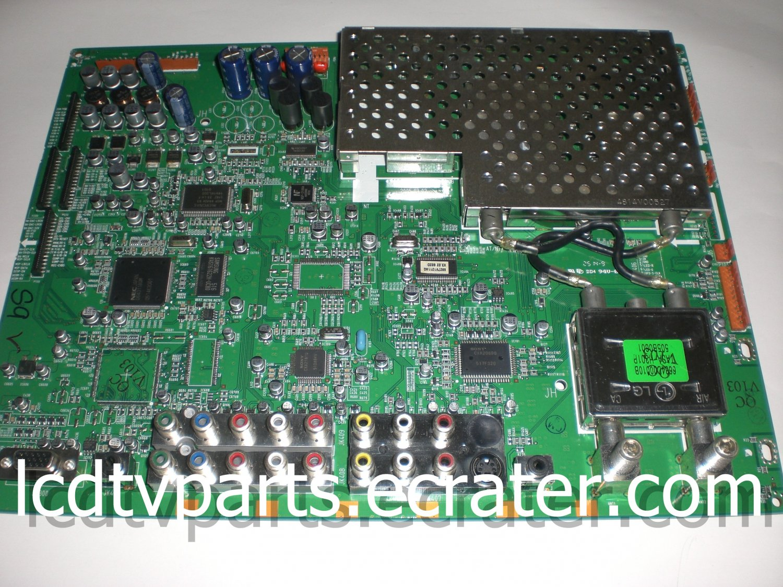 31419MF002A, 6870VS9102C(1), AF-05FA/FB/FC/GA/GB, Main Board for LG 50PX1D