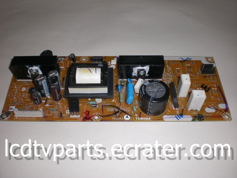 75011751, PE0563A1, PE0563A-1, V28A000736A1, 75011608, Sub Power Supply for TOSHIBA