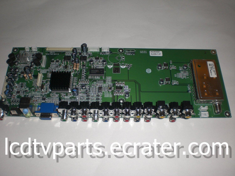 AL006, AL006-1-37, Main Board for SCEPTRE X37SV-KOMODO