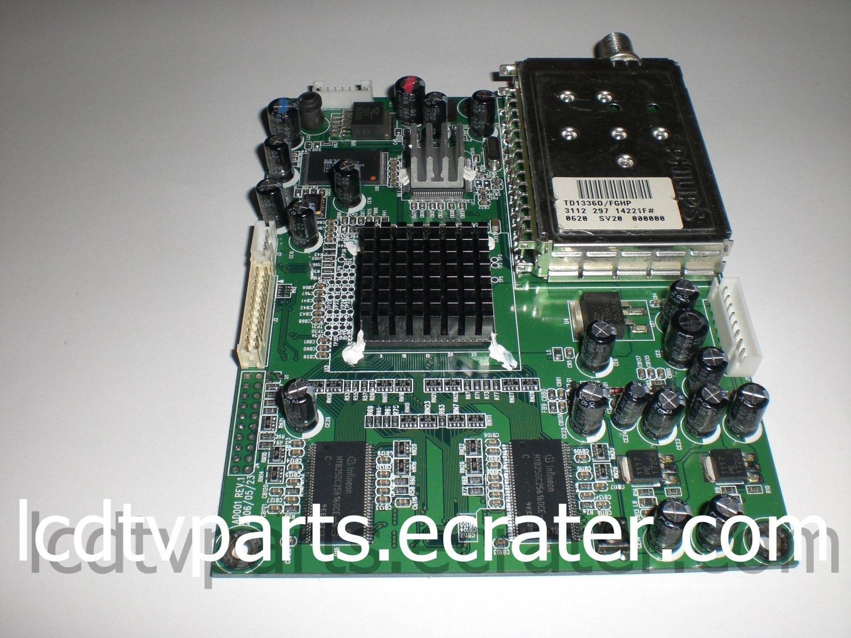 AD001-1, 062400661, Tuner Board for SCEPTRE X37SV-KOMODO