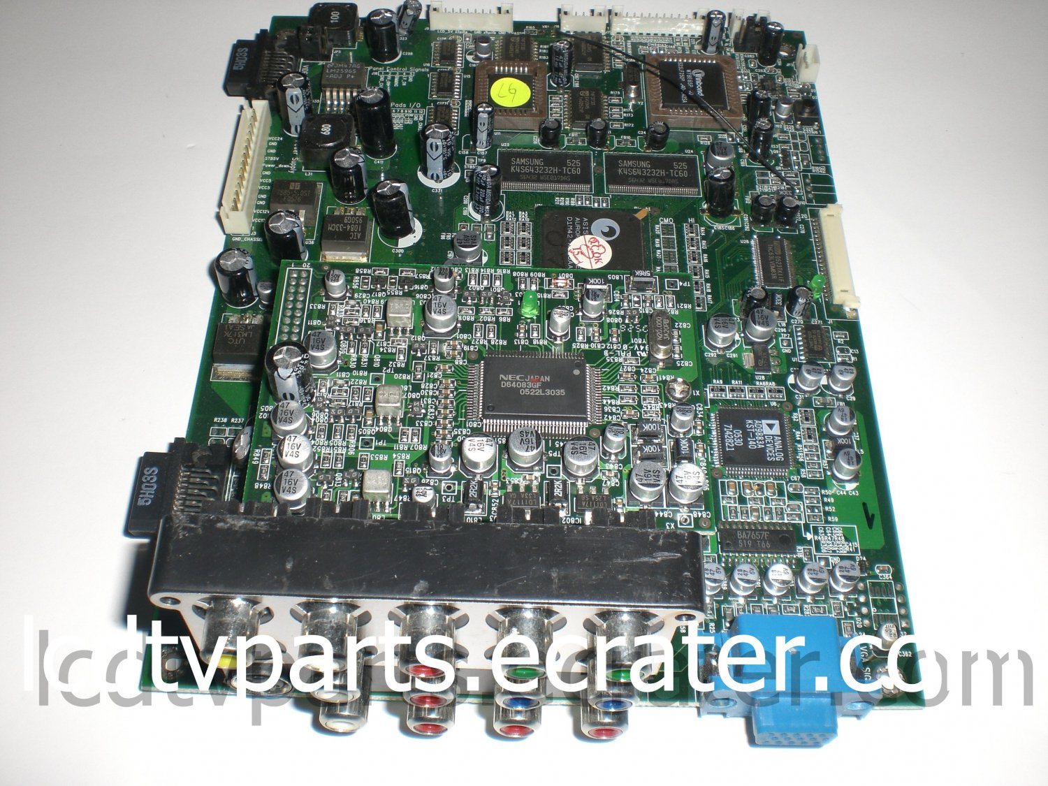 2100-01001-01, Main Board for Emprex HD-3201