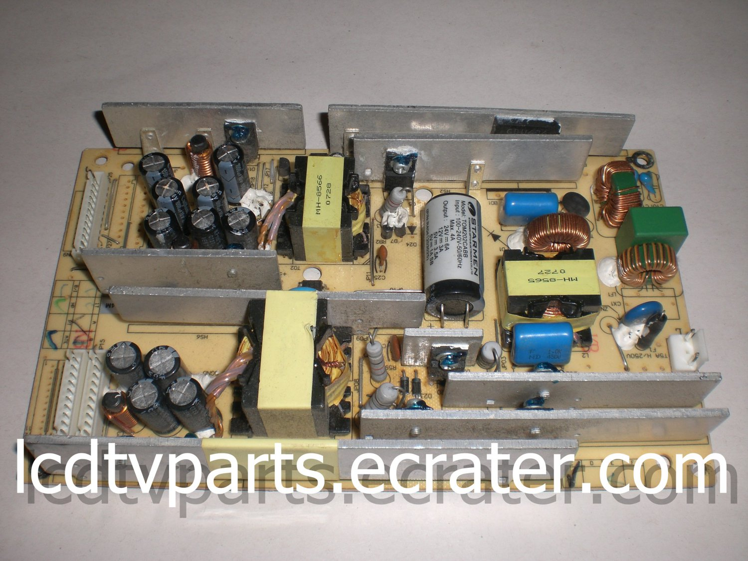 TOM202CABB, R4041203025, Power Supply for Digital Lifestyles LT26407, WT322
