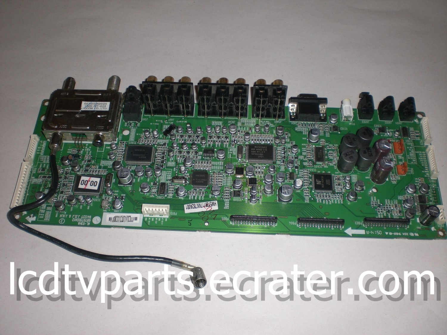 3313TD3013A, 6870T932A12, 6871TMB724A, Main Board for LG DU-37LZ30 AAPLMU2