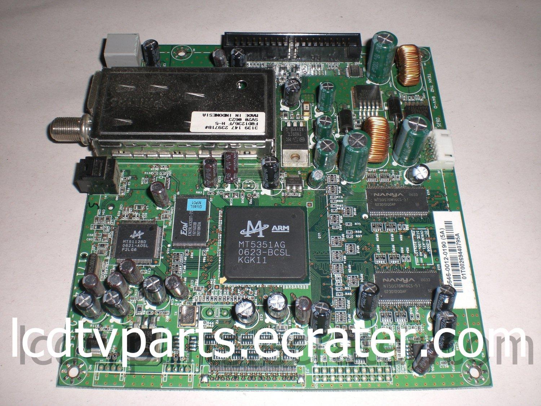 3646-0012-0190, 0171-1472-0355, Tuner Board for VIZIO GV46LHDTV10A