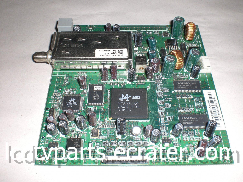 3860-0022-0187, 3860-0012-0187, 0171-1472-0355, Tuner Board for VIZIO VM60PHDTV10A
