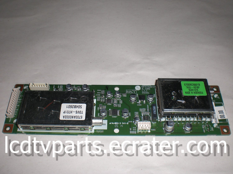 3911TE0006A, 6870TA46E12, Tuner Board for Lg 32LX1D-UA