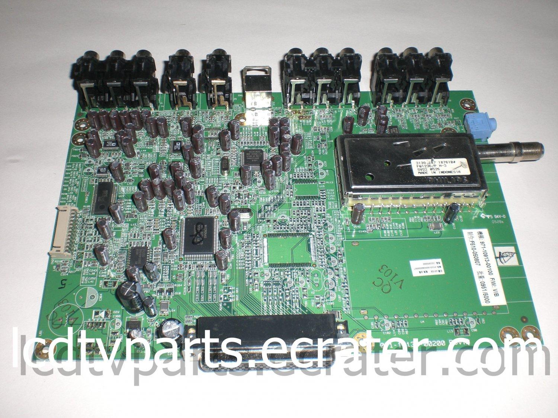 971-10913-00100, 071-13135-00200,Main Board for Protron PLTV