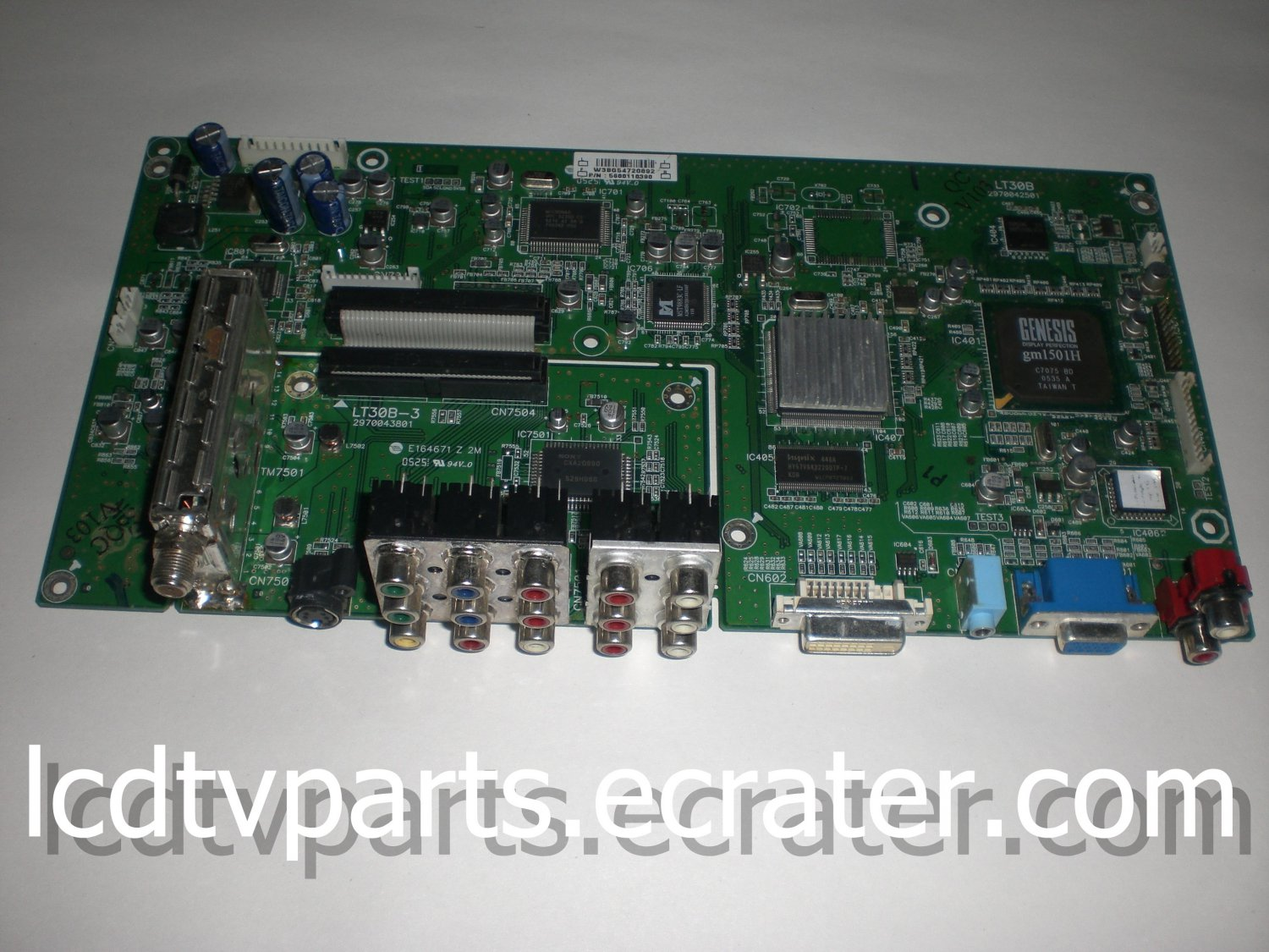 5600110218, 5600110390, LT30B, 290042501, 2970043801, Main Board for WESTINGHOUSE LTV-30W2