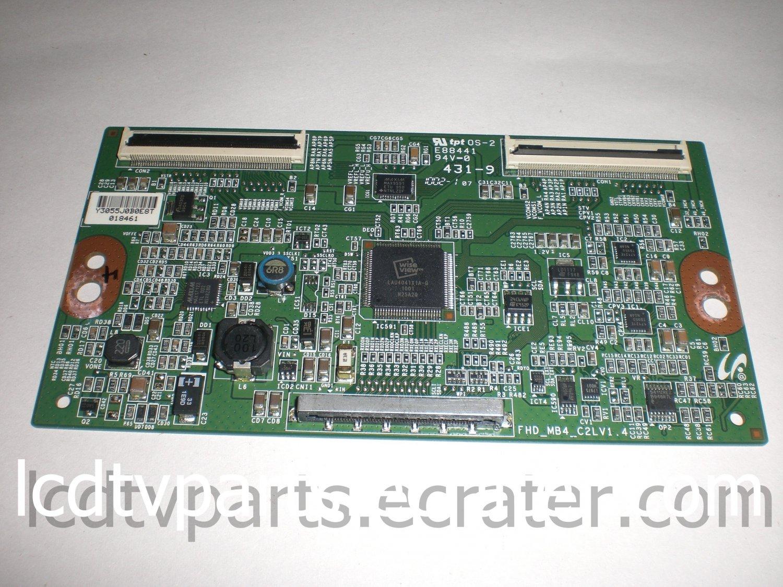 FHD_MB4_C2LV1.4, LJ94-03055J, T-Con Board For Apex, Sceptre, Sony KDL-40EX400