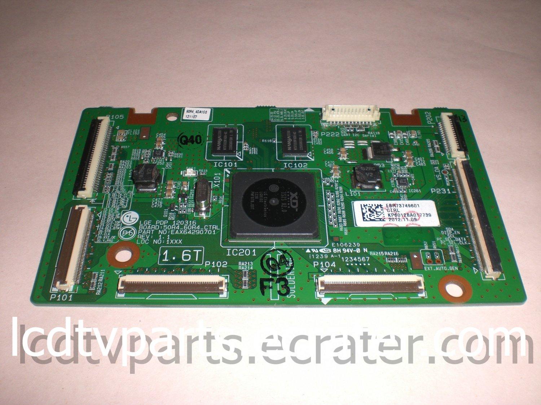 EBR73749601, EAX64290701, T-Con  Board For LG