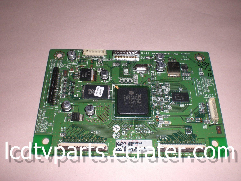 EBR63549503, EAX61314901, Main Logic CTRL Board for LG