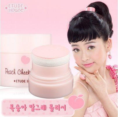 Wholesale Deal - Etude Peach Cheek Blusher X 25 Numbers Pack