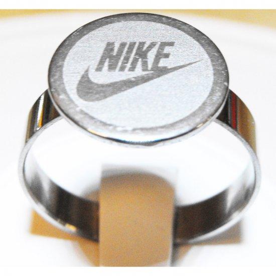Nike Stainless Steel Ring (sz.13)
