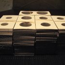 500 BCW Assorted 2x2 cardboard coin holders flips NEW
