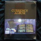 Whitman Deluxe Currency Album for Large Dollar /  Notes
