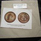 Puzzle of the actual Contursi 1794 Silver Dollar New
