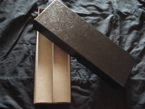 1 DOUBLE ROW 2x2 FLIPS HEAVY DUTY COIN BOX 14x4x2 BLACK