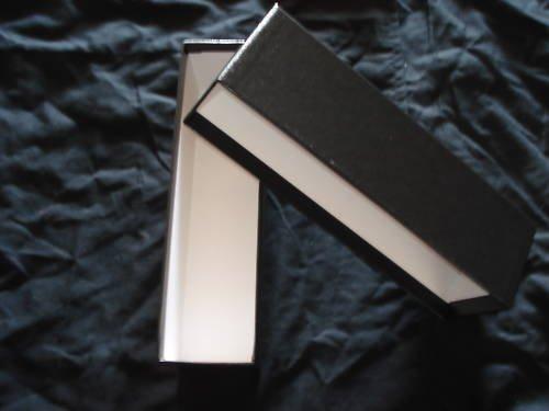 1 Heavy Duty Slab Box 10x2.87x3.25 Black For PCGS -NGC