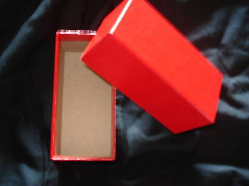 2 Single Row Red Coin Boxes 2x2, 4.5x2x2 For 2x2 Flips