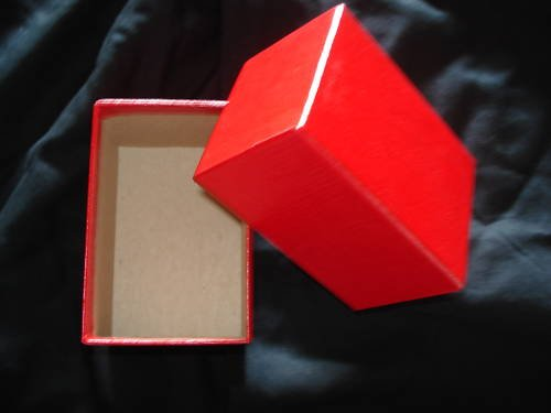2- Single Row Crown / Eagle Coin Flips Box 4.5x2.63x2.5