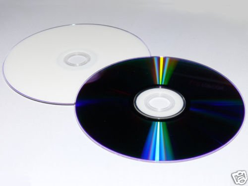 10 disk Printable DVD+R DL 8x D9 Dual Layer 8.5G Blank