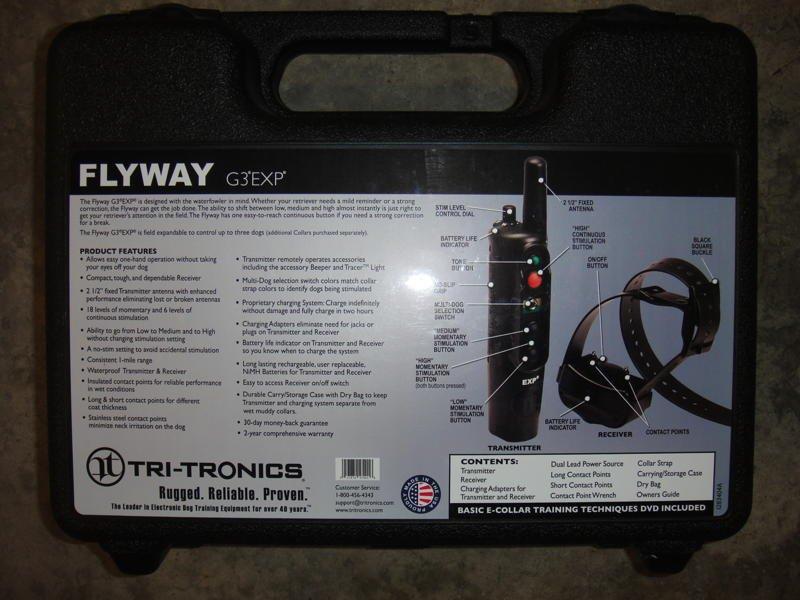TRI-TRONICS FLYWAY G3 EXP