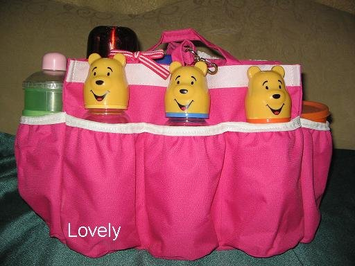 Baby Diaper Bag Organizer