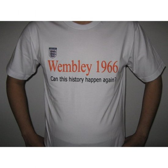 Wembley 1966  -   Can This History Happen Again?