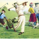 Mainzer - Cat - A Beautiful Day On The Links - Golfing