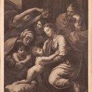 La Grande Sainte Famille de Francois, Raphael Sanzio  (A65)