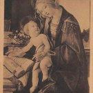 La Vierge et L'enfant Jesus - Botticelli  (A67)