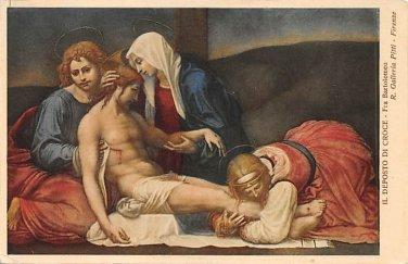 Il Deposto Di Croce - (A72)