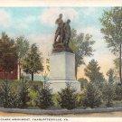 Charlottesville, Virginia - William Clark Monument (A2)