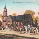 Williamsburg, Va - Attending Old Bruton Church (A10)