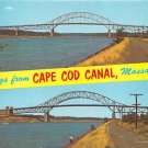 Cape Cod Canal, Greetings From (A24)