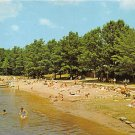 Beach at Black Moshannon State Park, Pa 1966 (A30 )