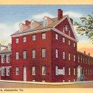 Alexandria, Virginia Gadsby's Tavern (A54)