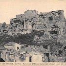 Les Beaux, Ruines du Chateau - France (A121)