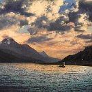 Silsersee, Switzerland (A118)