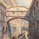 Venezia, Ponte dei Sospiri - Italy (A113) 1922