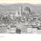 Firenze - Panorama - Italy (A105)