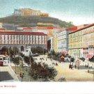 Napoli, Piazza Municipio - Italy (A103)