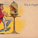 I'm a single man - Hello Papa (A143)