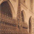 Anvers  - Les Stalles de la Cathedrale (A199)