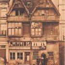 Anvers - Maisons de bois au XIVe siecle (A201)