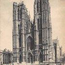 Bruxelles, Brussels -Eglise Ste Gudule (A205)